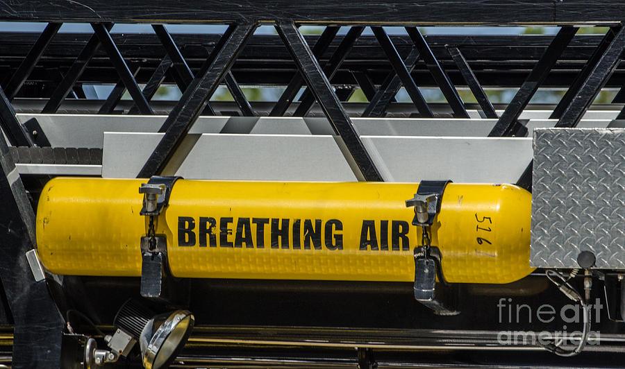 Breathing Air Photograph