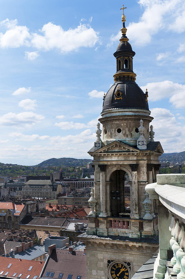 Breathtaking Budapest Photograph