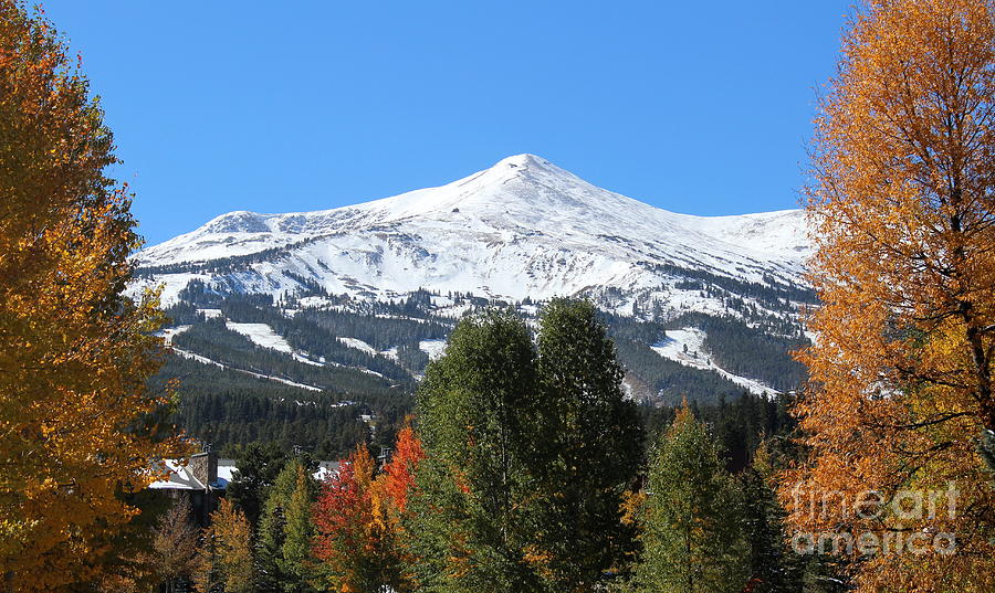 Breckenridge Colorado Photograph