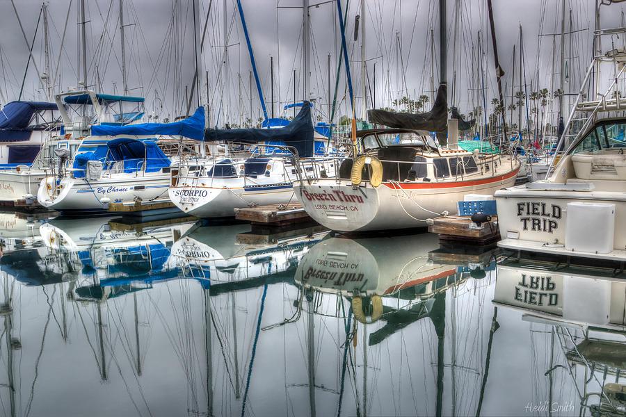 Dock Photograph - Breezn Thru by Heidi Smith
