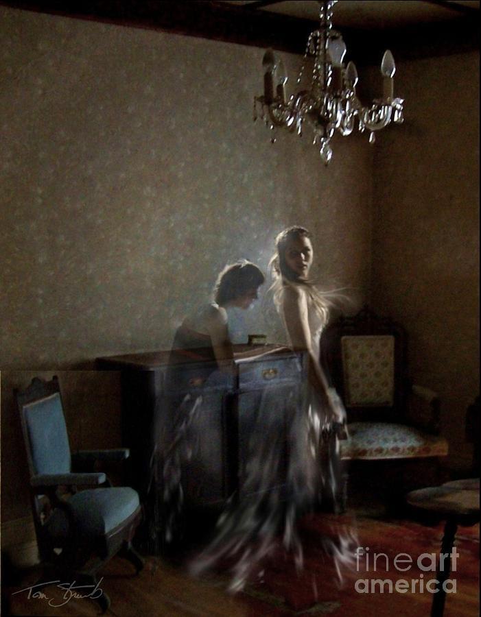 Bride Photograph - Brides Maid by Tom Straub