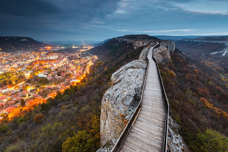 Bulgaria Photograph - Bridge Between Epochs by Evgeni Dinev
