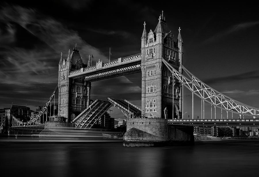 Bridge Photograph by C.s. Tjandra