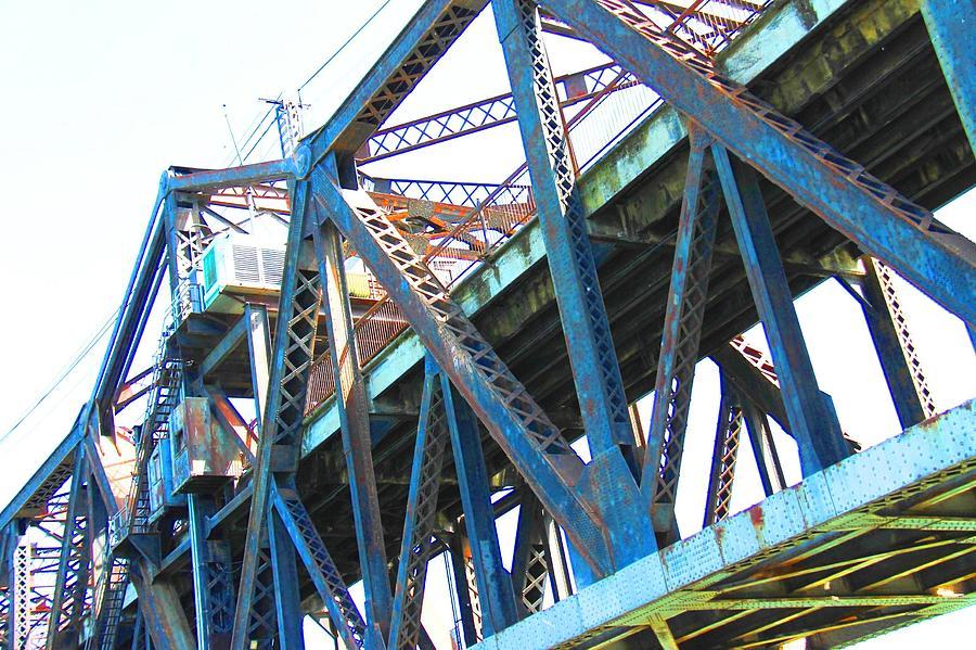 Bridge Photograph - Bridge II by Cindi Cereceres