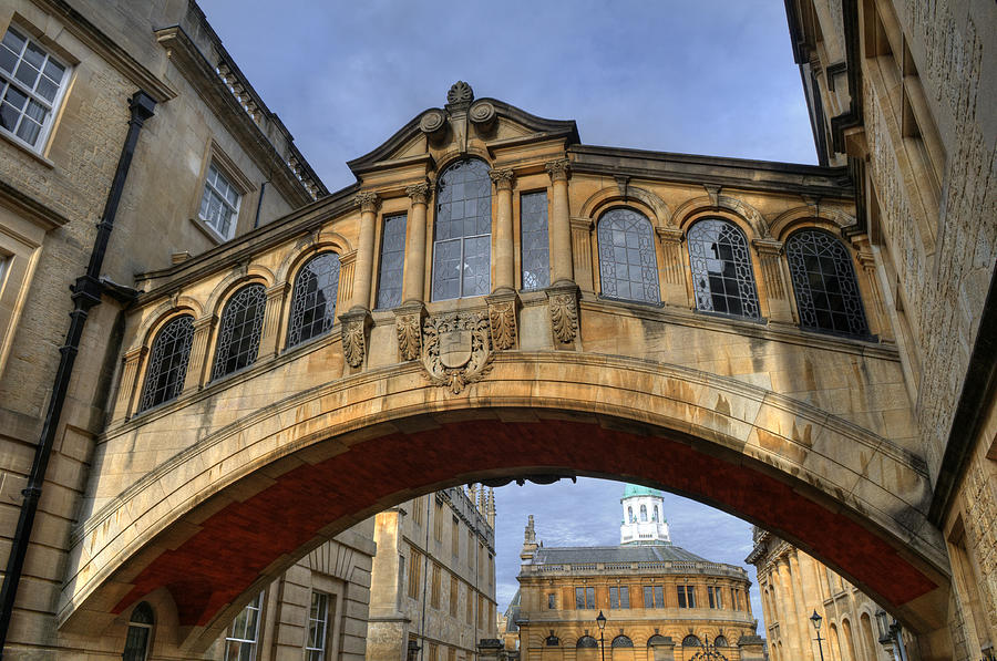 Bridge Of Sighs Photograph - Bridge Of Sighs by Mick House