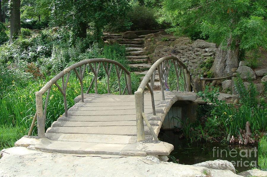 Bridge Photograph - Bridge To A New Life by Janette Boyd