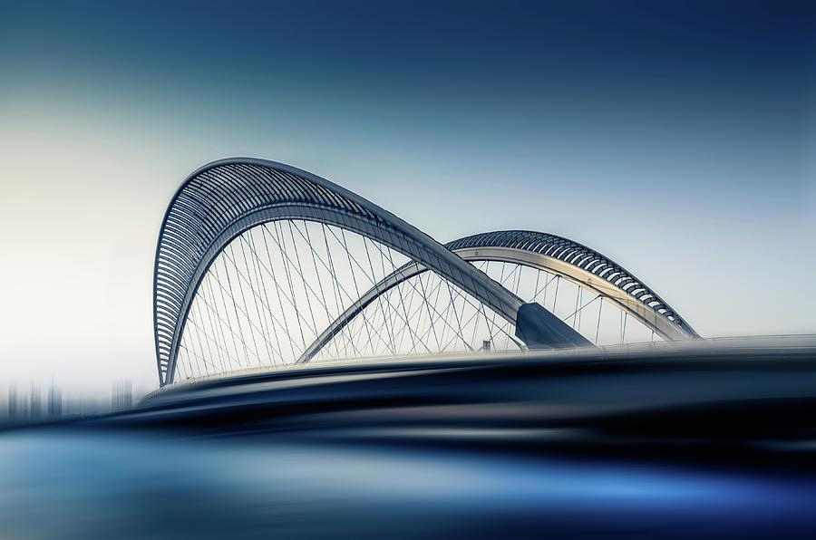 Bridge Photograph - Bridge#1 by Baidongyun