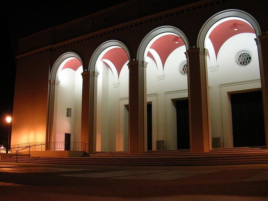 Bridges Auditorium by Tracie L Hawkins