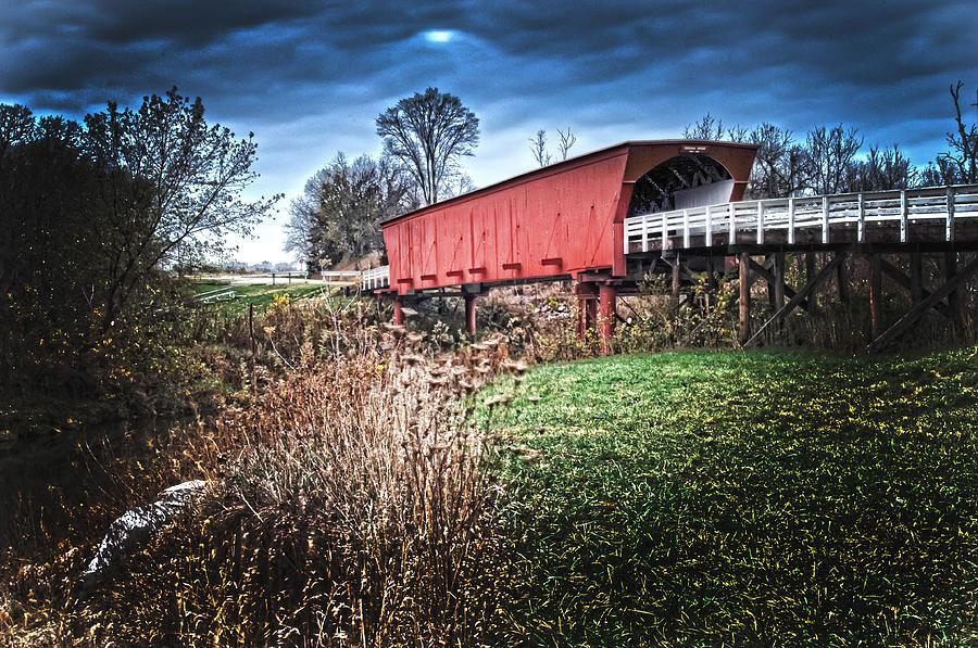 Bridges Of Madison County Photograph - Bridges Of Madison County by Randall Branham