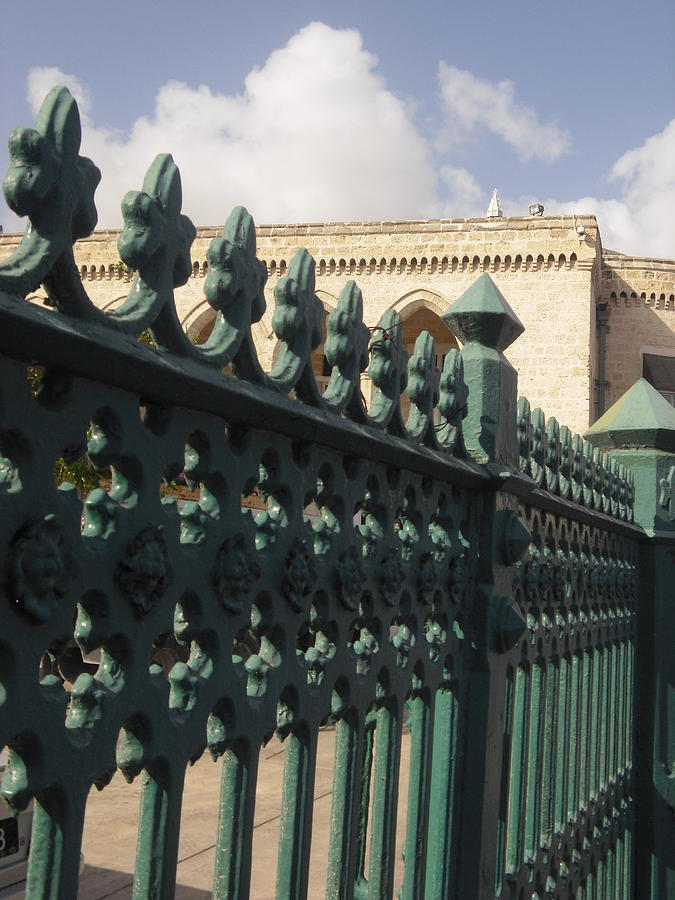 Barbados Photograph - Bridgetown Gate Barbados by Bruce Sommer