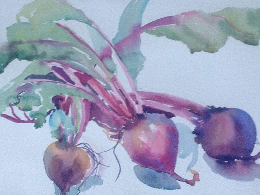 Still Life Painting - Bright Day by Bonny Lundy