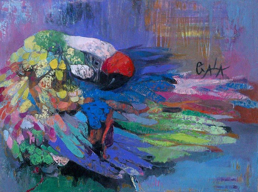 Bright Painting - Bright by GALA Koleva