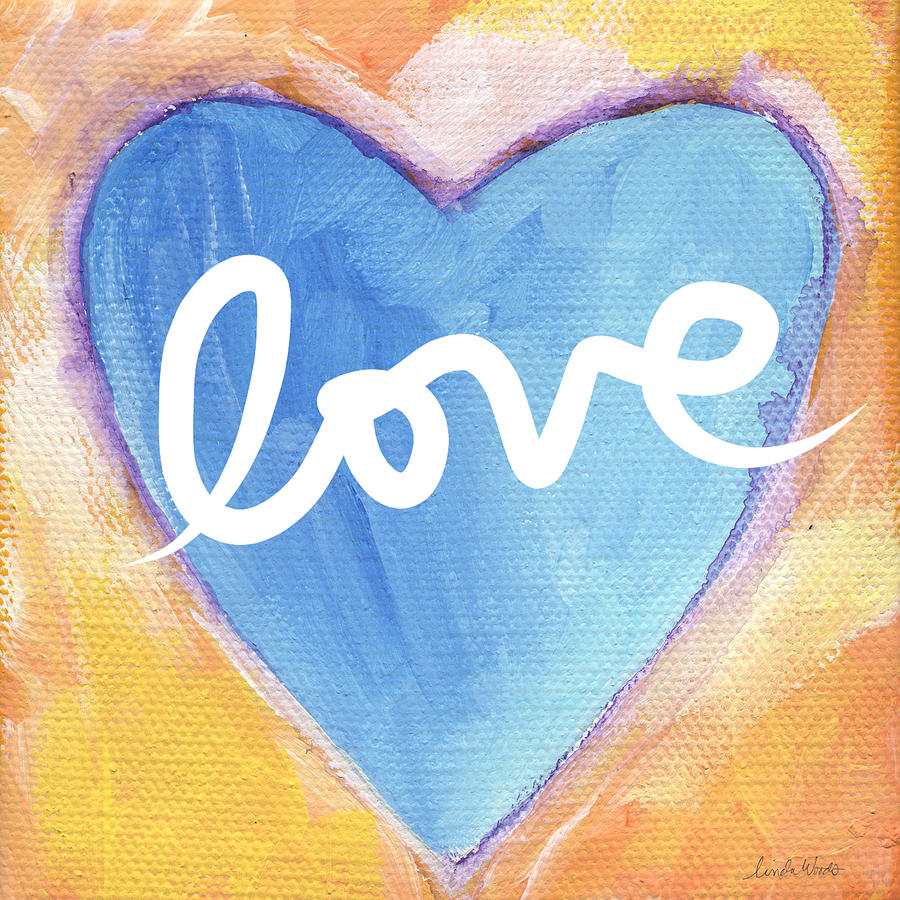 Bright Love Painting