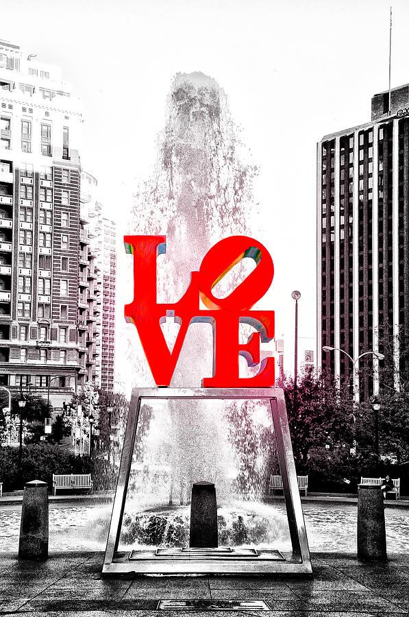 Love Photograph - Brightest Love by Bill Cannon