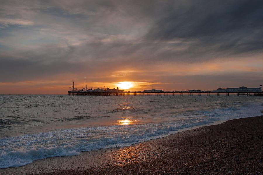 Brighton Pier by Jacqui Collett