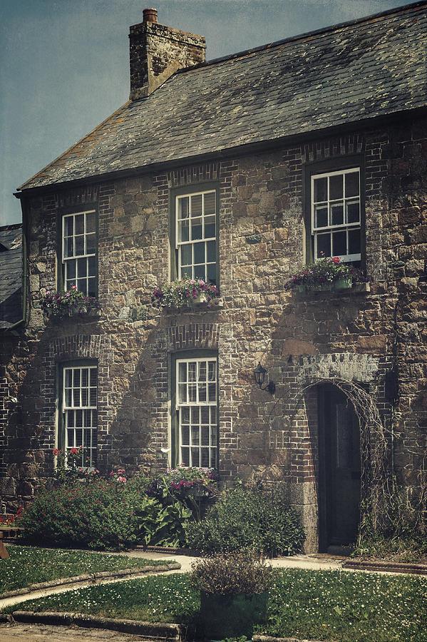 Cottage Photograph - British Cottage by Joana Kruse