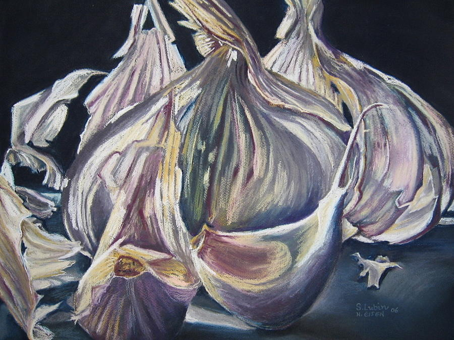 Broken Bulb by Outre Art  Natalie Eisen