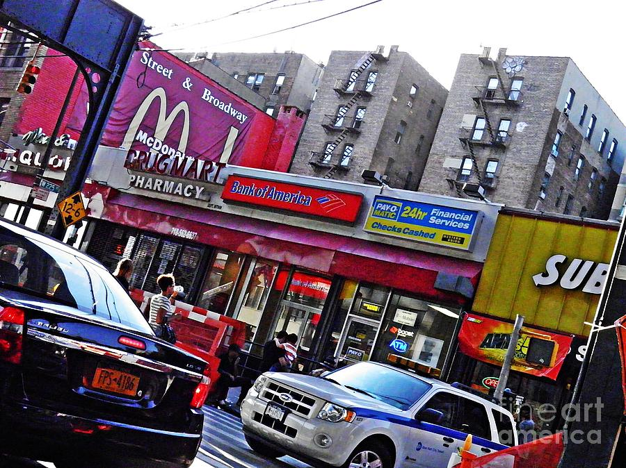 New York Photograph - Bronx Afternoon by Sarah Loft