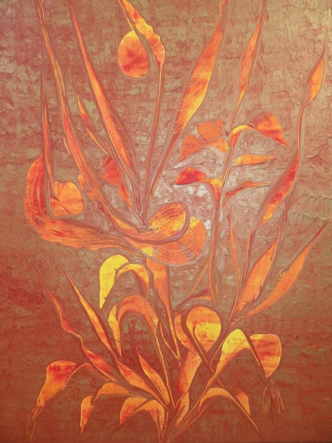 Nico Painting - Bronze by Nico Bielow