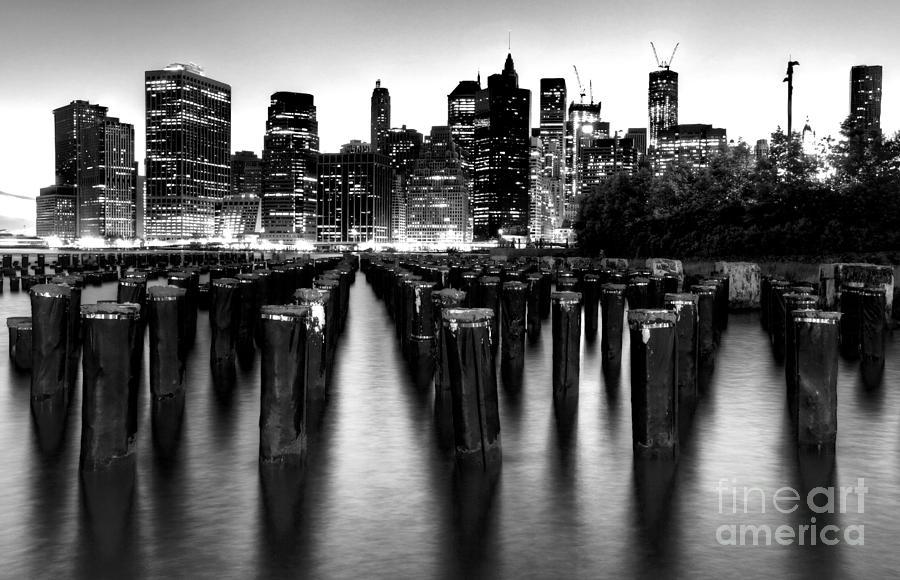 New York Photograph - Brooklyn Bridge Park by Roddy Atkinson