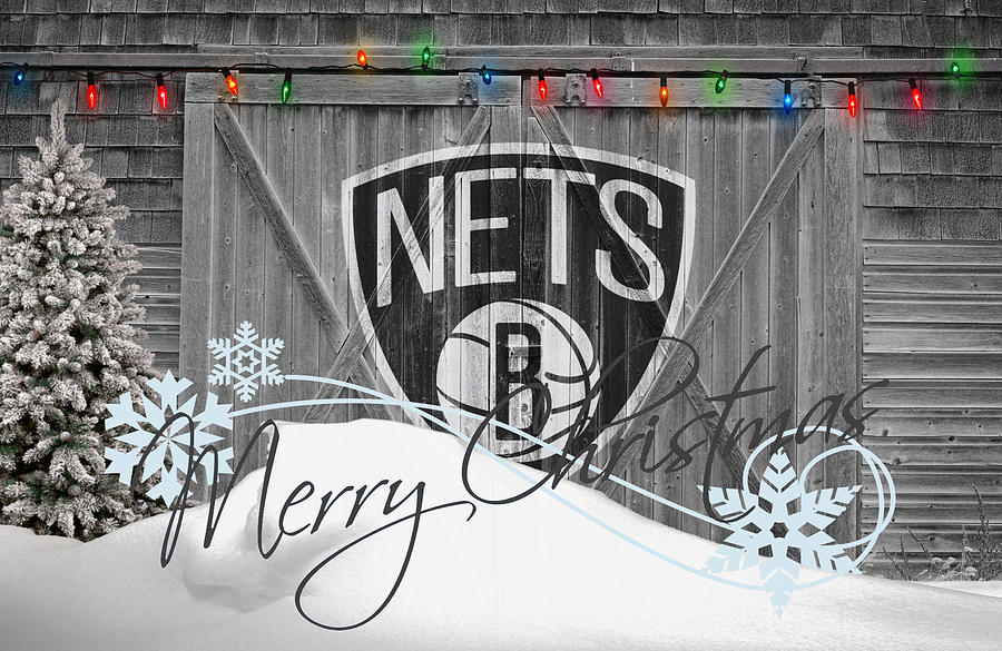 Nets Photograph - Brooklyn Nets by Joe Hamilton