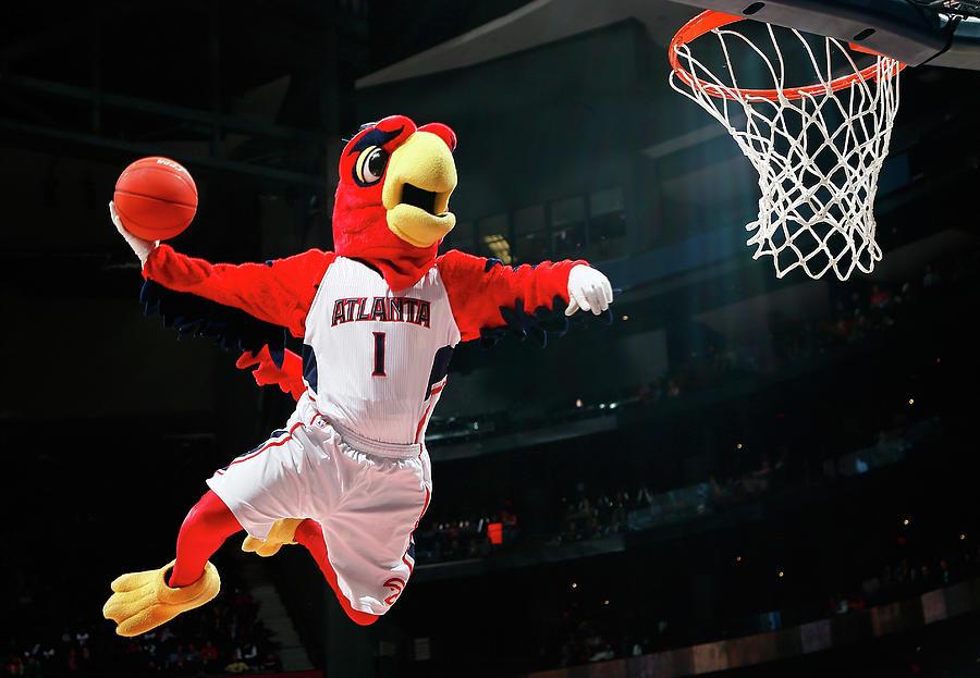 Brooklyn Nets V Atlanta Hawks Photograph by Kevin C. Cox