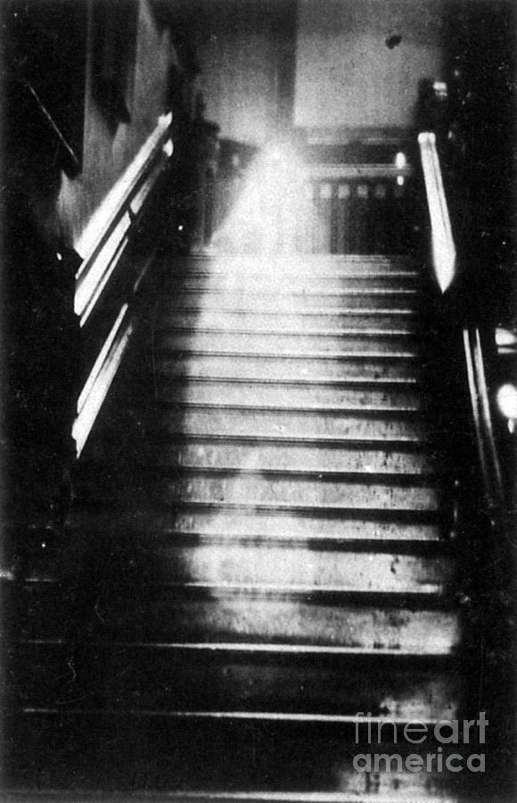 brown lady of raynham hall ghost 1936 photograph by photo
