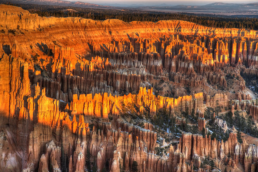 Bryce Canyon Photograph - Bryce Canyon at Sunrise by Pierre Leclerc Photography