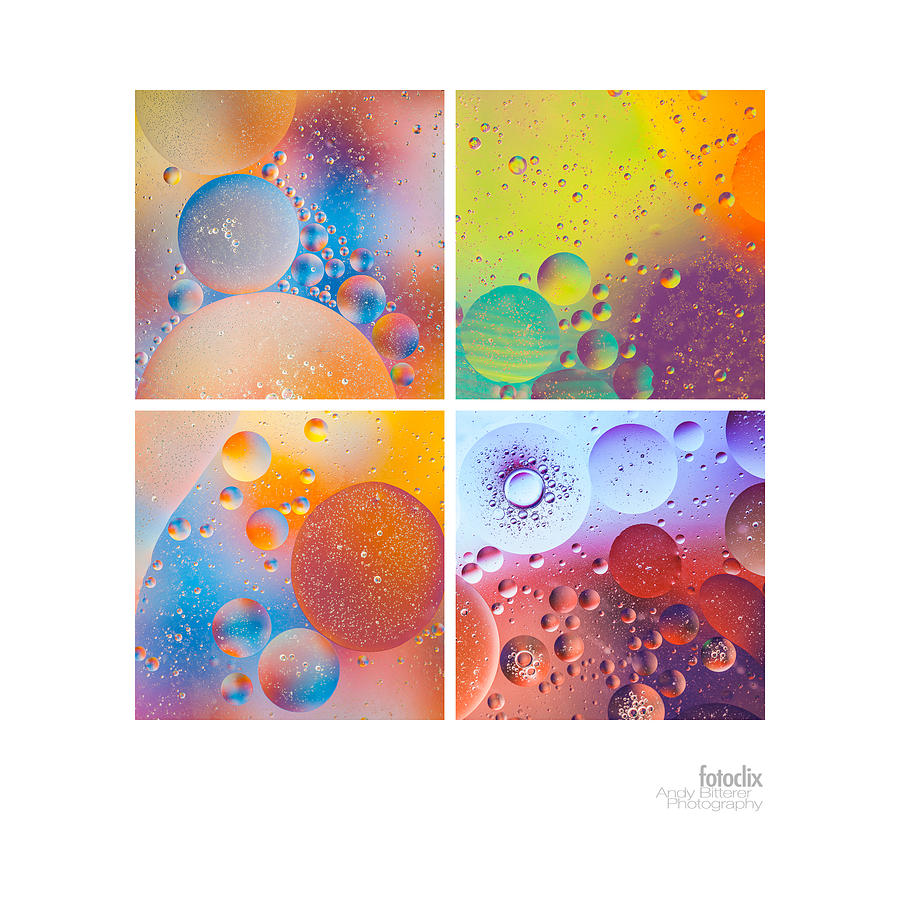 Bubbles I by Andy Bitterer