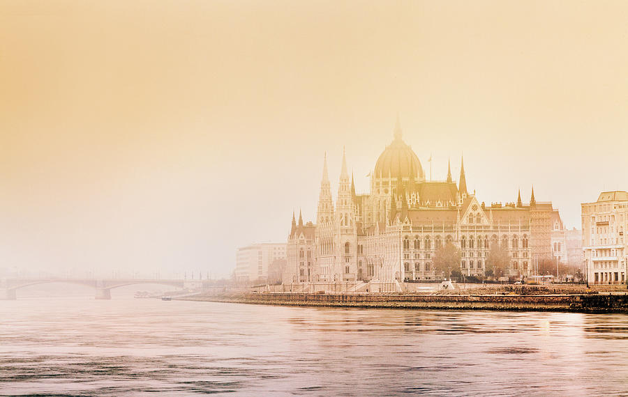 Budapest - Atmospheric Goth Photograph by John And Tina Reid
