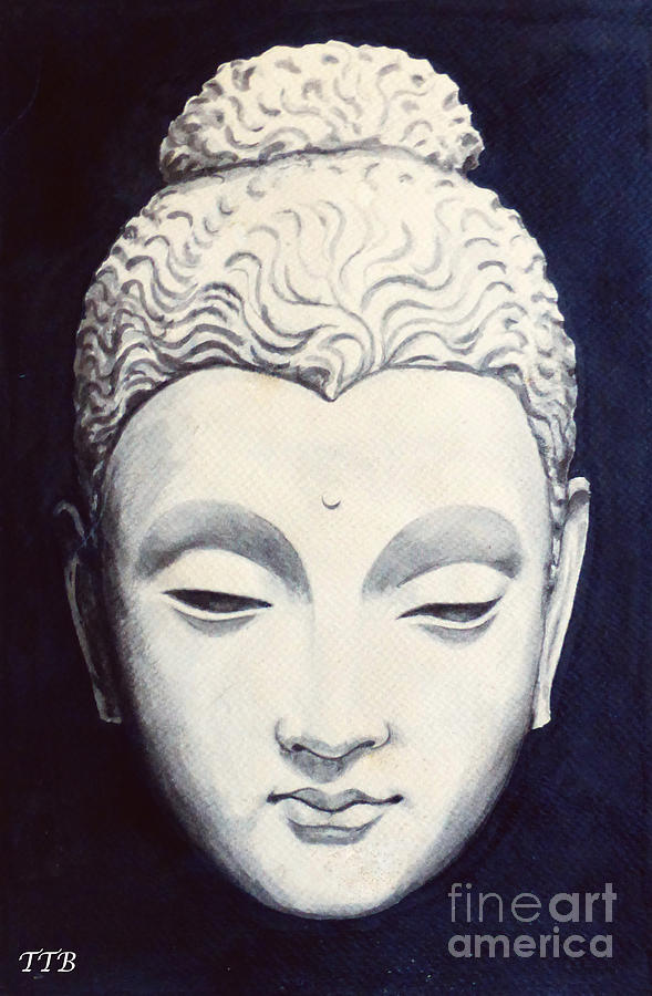 Buddha by Art By - Ti   Tolpo Bader
