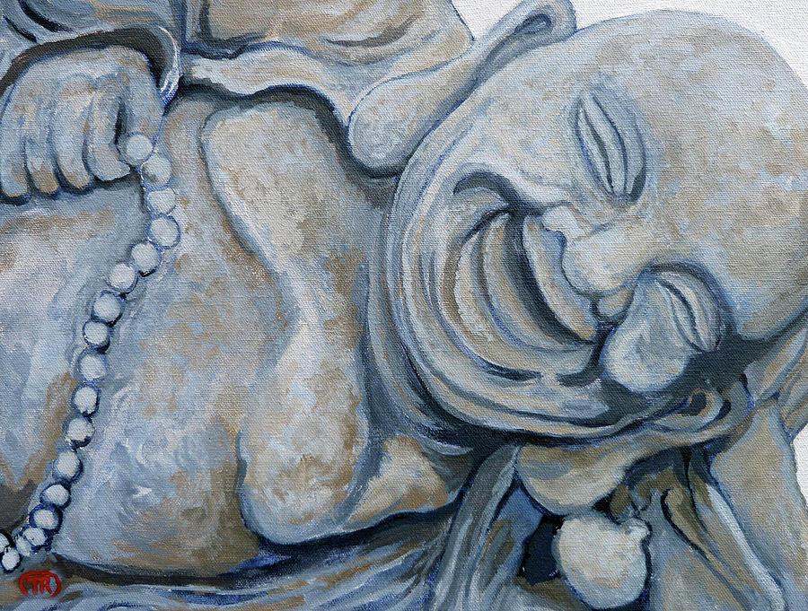 Buddha Painting - Buddha Bella by Tom Roderick