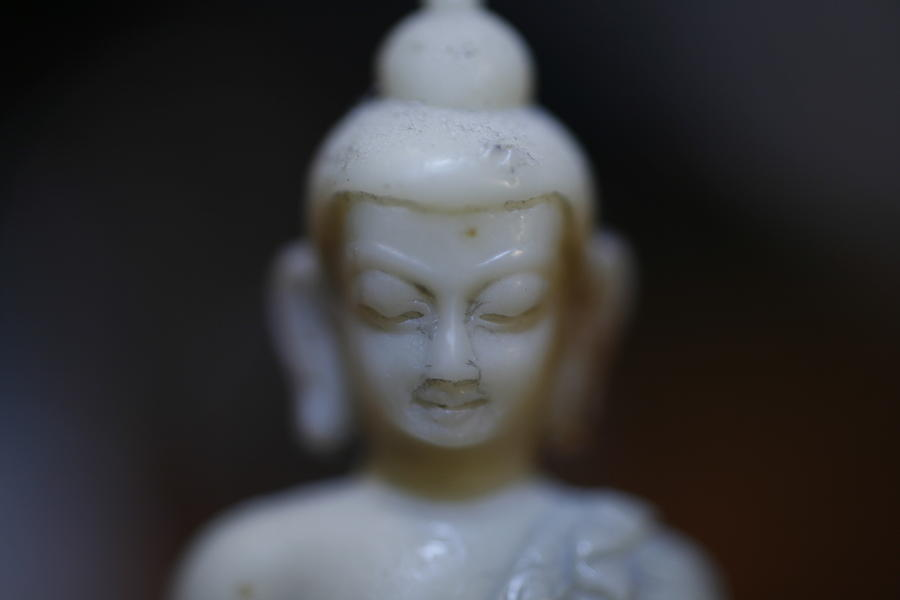 Buddha Photograph - Buddha by Brady D Hebert