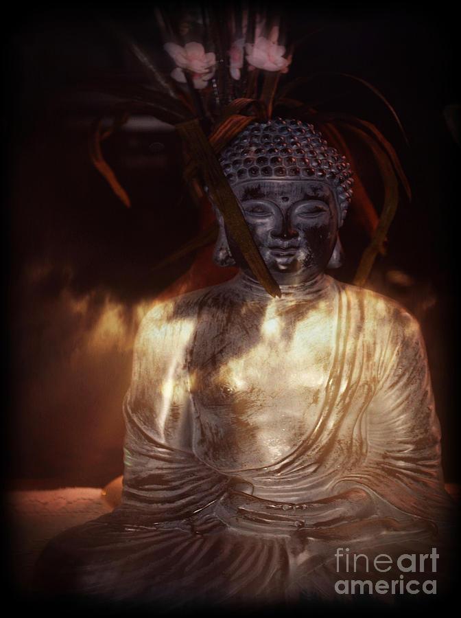 Buddha Photograph - Buddha by Eva Thomas