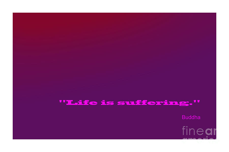 Buddha Digital Art - Buddha Famous Quote by Enrique Cardenas-elorduy