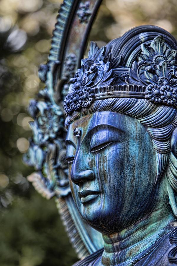 Buddha Photograph - Buddha by Karen Walzer