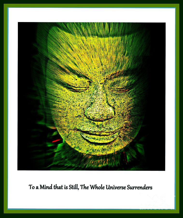 Buddhas Mind II Photograph