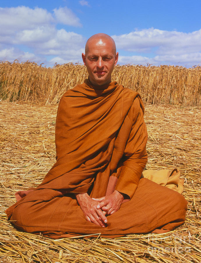 buddhist monks and buddhist meditation essay Buddhism and no-self essay that the brain-state of buddhist monks in deep meditation is radically different from that of the average waking person.