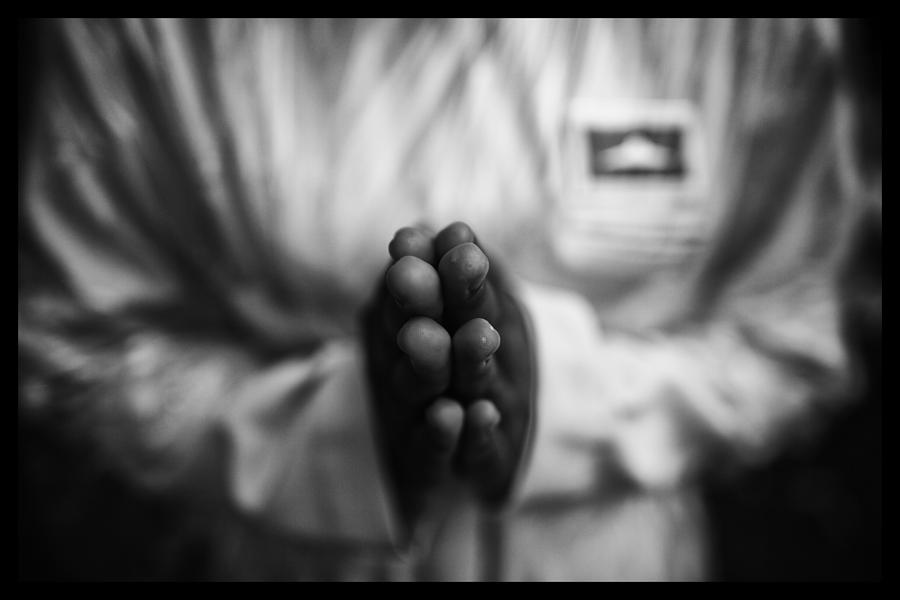 Southeast Asia Photograph - Buddhist Prayers by David Longstreath