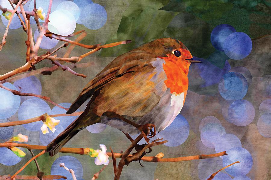 Budwing by Robin Morgan