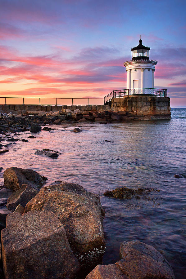 Attraction Photograph - Bug Light Park by Benjamin Williamson