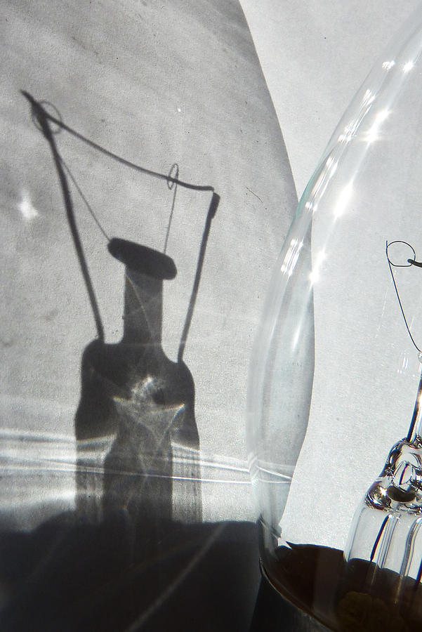 bulb study IV Photograph by Baato