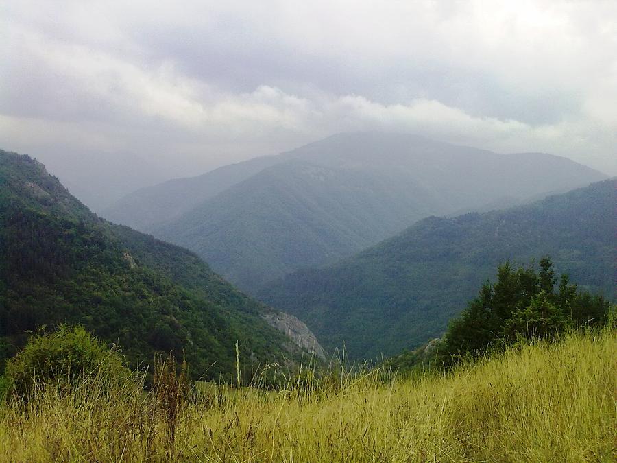 Landscape Photograph - Bulgaria  Rodope Mountain by Nina Mitkova