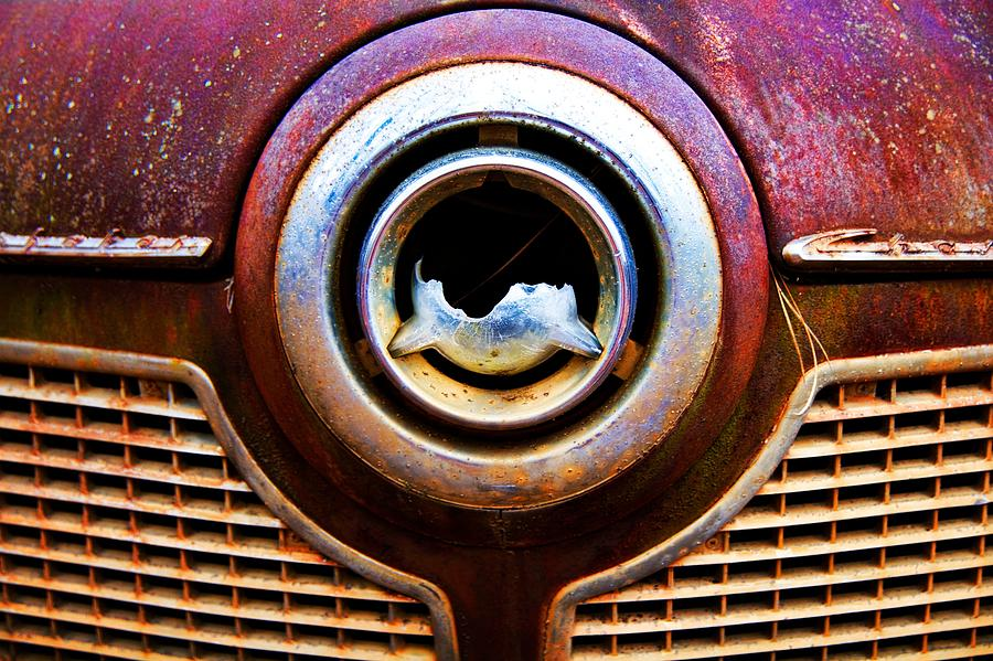 1951 Photograph - Bullet Nose by Norm Hoekstra