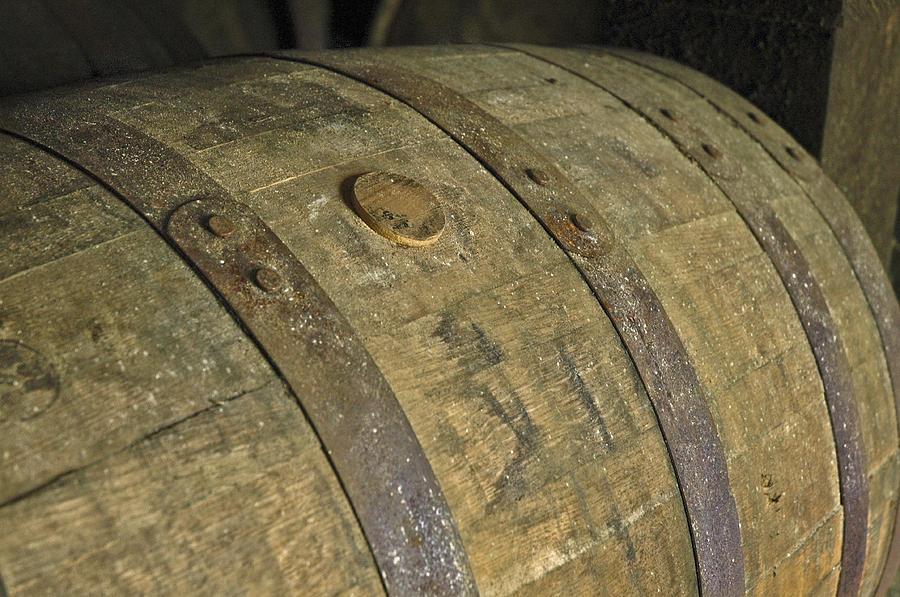 Bung And Barrel Photograph