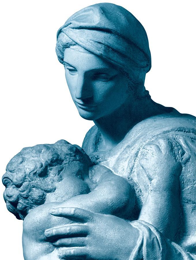 16th Century Photograph - Buonarroti Michelangelo, Medici by Everett