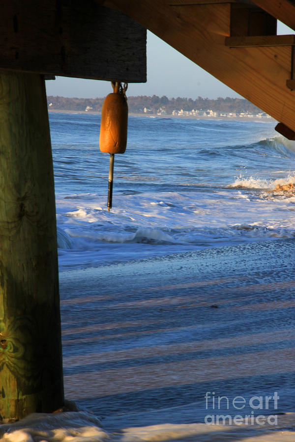 Maine Photograph - Buoy 1 by Michael Mooney