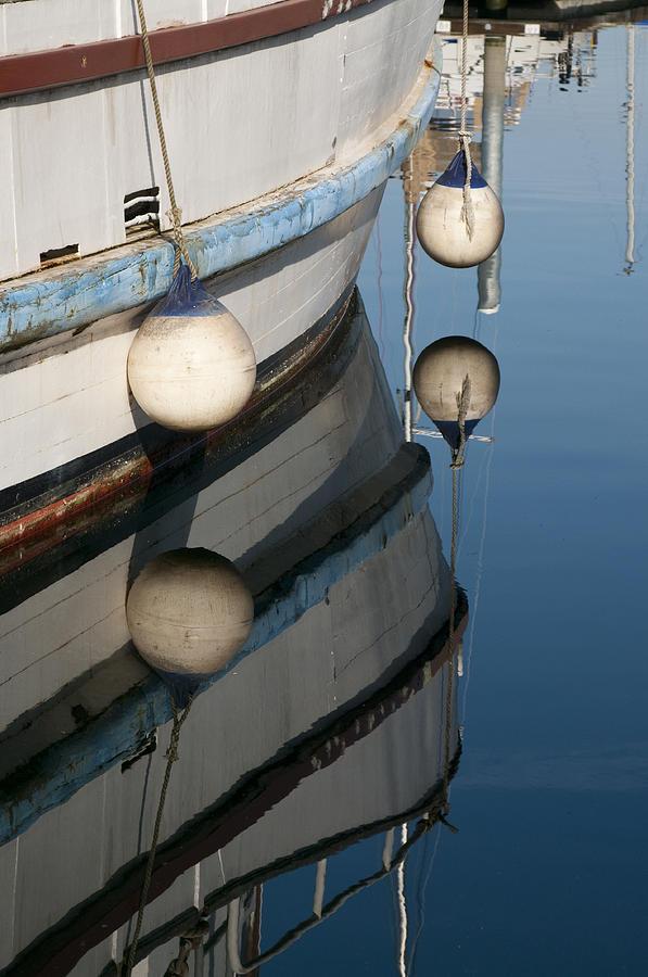 Buoy Boat Photograph
