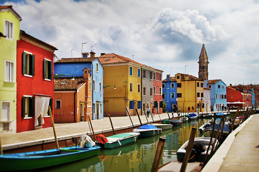 Burano Photograph by Photographed By Marko Natri