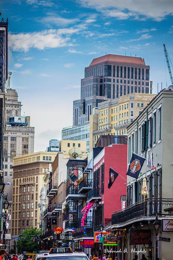 Burbon Street by Deborah Hughes